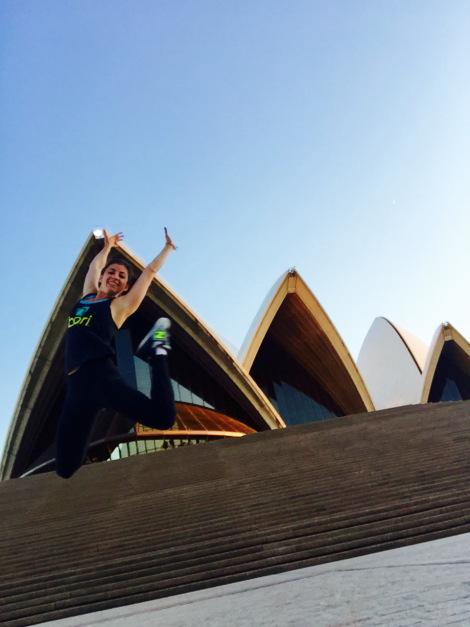 Bari Jump - Sydney