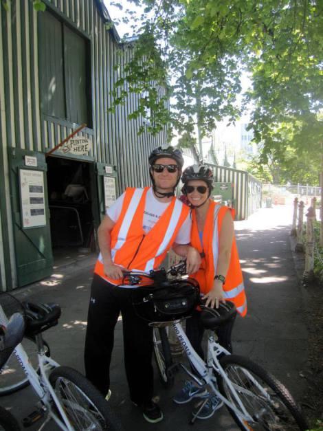 Christchurch Bikes