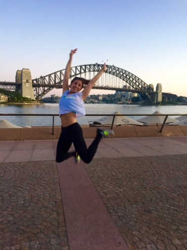 Sydney - Bridge Jump